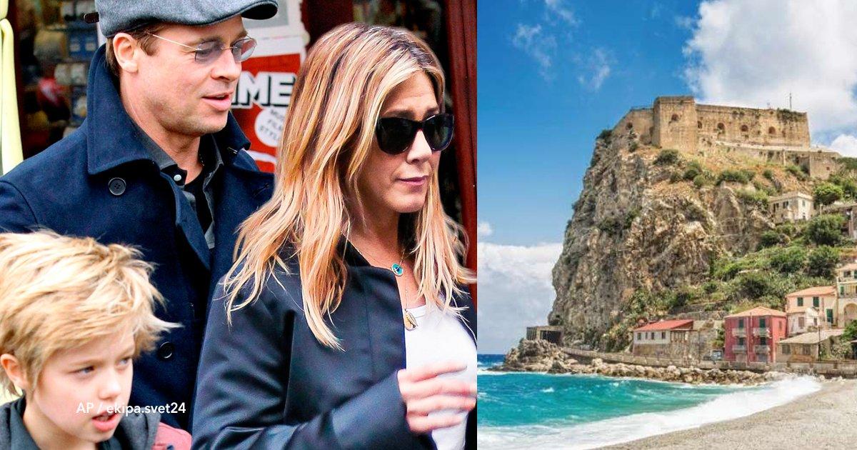 cover22 3.png?resize=300,169 - Brad Pitt y Jennifer Aniston fueron vistos en Italia en un reencuentro secreto, y se rumorea una posible reconciliación