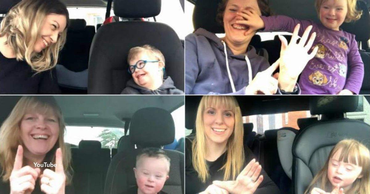 cover22 30.png?resize=300,169 - 50 madres y sus hijos con Síndrome de Down cantan juntos en un video y emocionan a todo el mundo