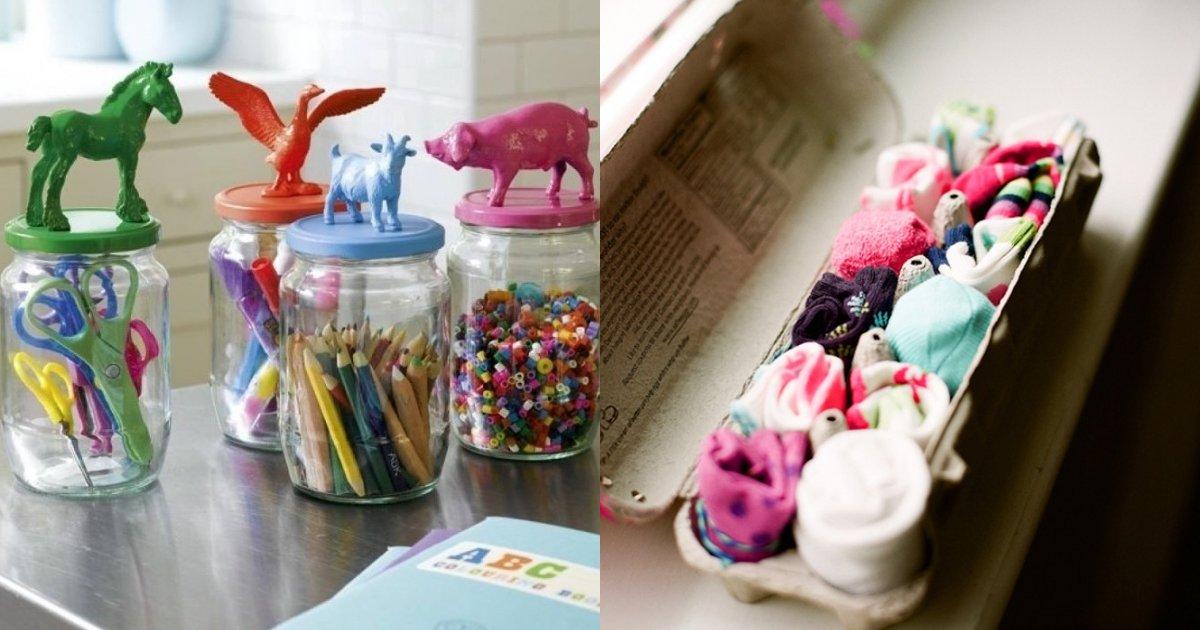 cover22 80.png?resize=1200,630 - 15 Ideas geniales para organizar, que les facilitan la vida a papá y mamá