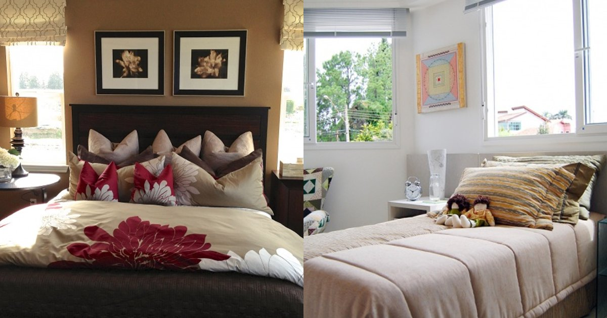 15 Ideas de diseño para hacer de un dormitorio pequeño un lugar ...