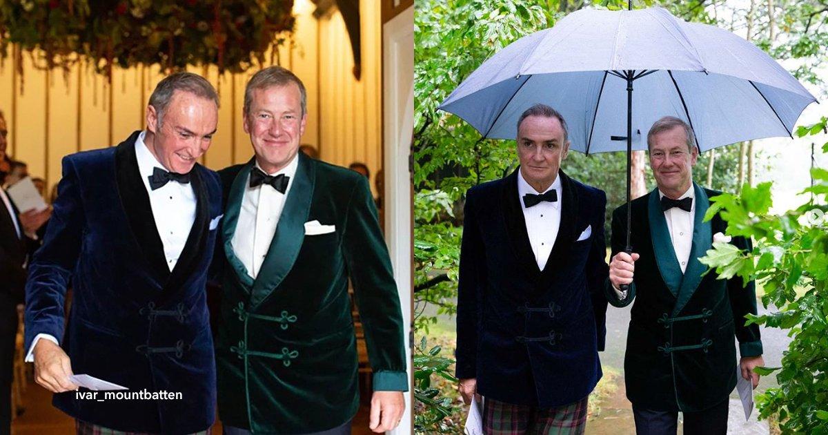 cover22 88.png?resize=300,169 - La familia real británica celebró por primera vez en su historia un matrimonio gay