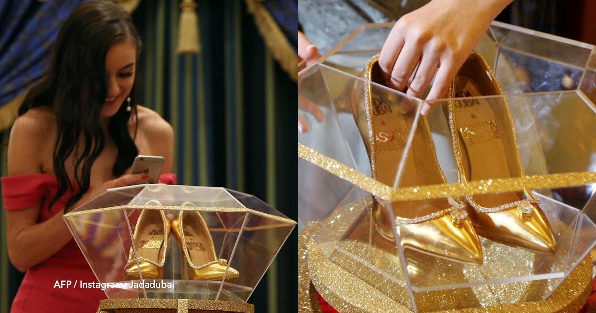 cover22 92.png?resize=300,169 - Cuero, seda, oro y 236 diamantes: Así son los zapatos más caros del mundo de 17 millones de dólares