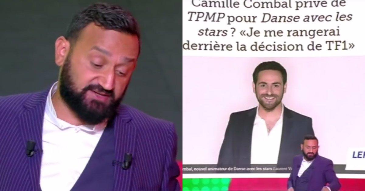 cyril.jpg?resize=1200,630 - TPMP : Rien ne va plus entre Cyril Hanouna et TF1.