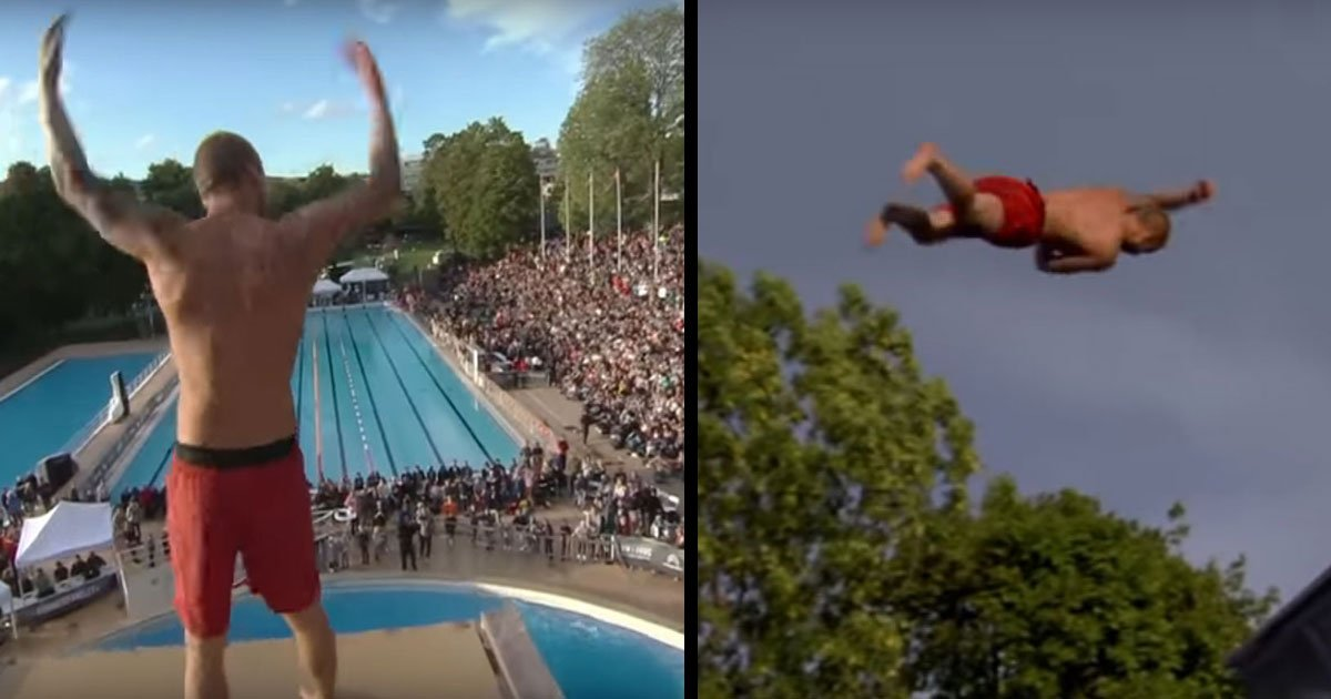 dddddddd.jpg?resize=300,169 - 'Death Diving' Belly flop Championships Is The Most Scariest Sporting Event Ever