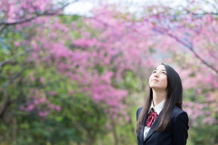 Image result for りっぱな高校生 女