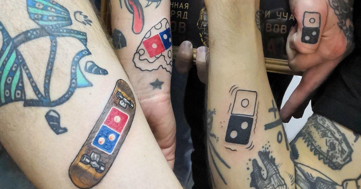 dominos.png?resize=1200,630 - Domino's se arrepende de promoção envolvendo tatuagem