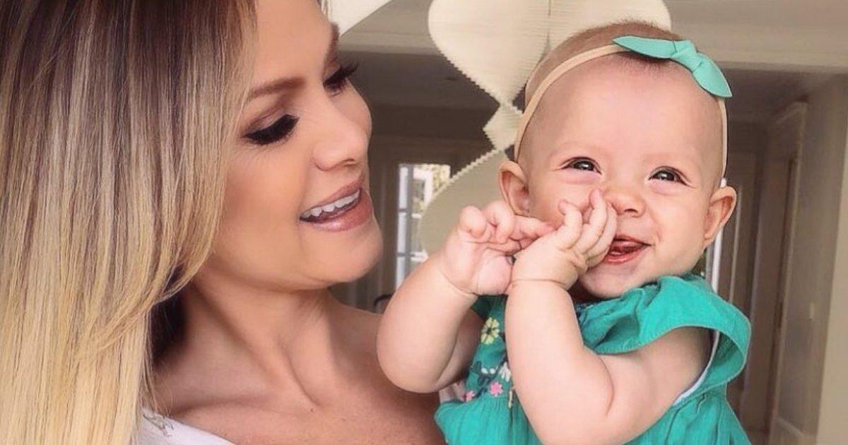 elina.png?resize=1200,630 - Eliana relembra gravidez difícil ao comemorar aniversário de 1 ano da filha