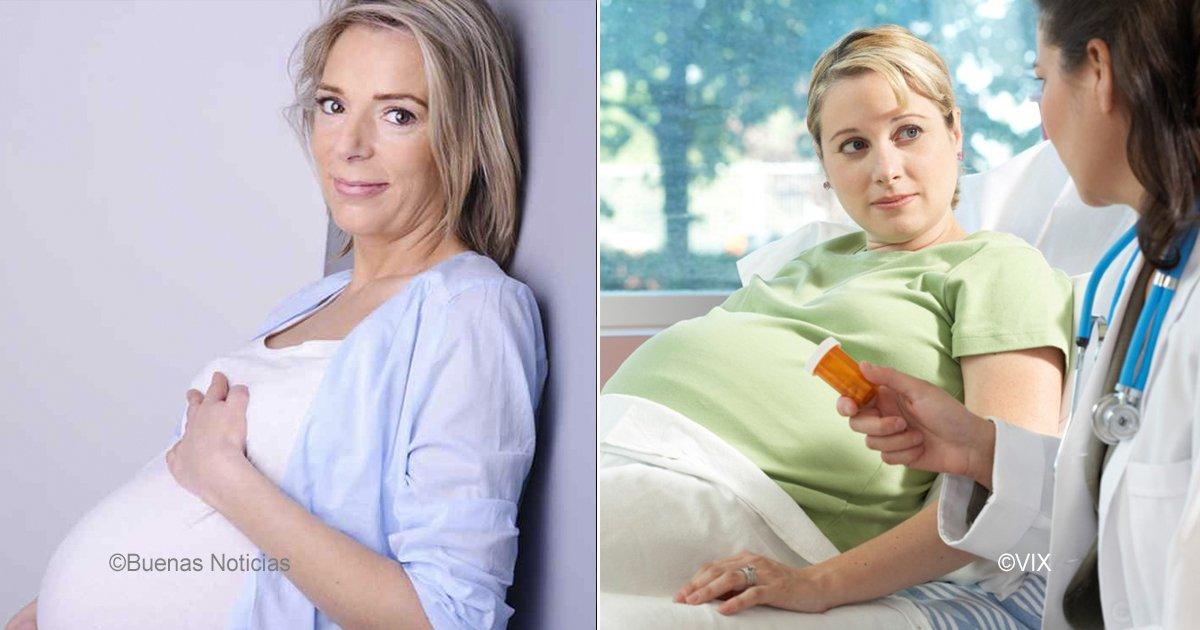 embarazo.jpg?resize=300,169 - Formas de prevenir complicaciones y riesgos de un embarazo después de los 35 años