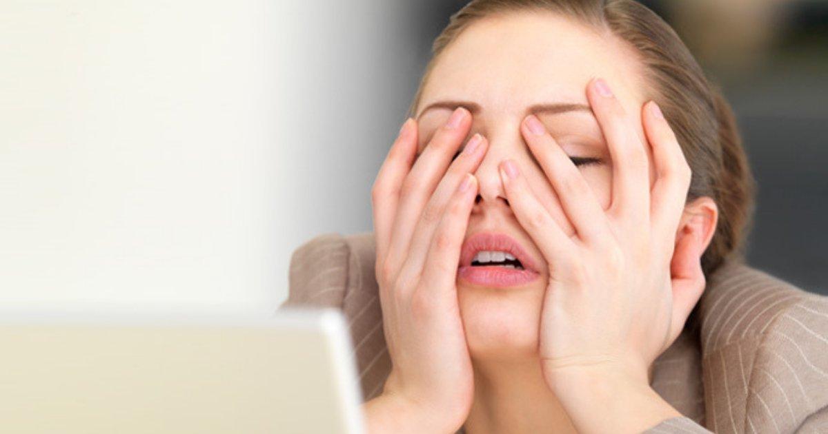 estresse4.png?resize=636,358 - Estresse pode afetar seu corpo de 23 maneiras; conheça os sintomas