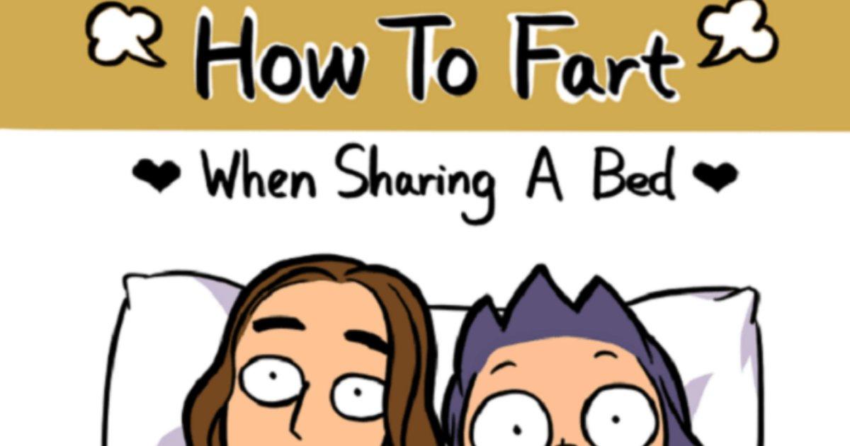 fart7.png?resize=1200,630 - Este guia hilário ensina como soltar pum quando estiver compartilhando a cama com seu parceiro