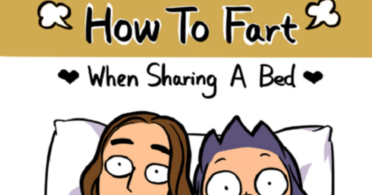 fart7.png?resize=412,232 - This Hilarious Fart Guide Describes Different Ways To Let It Out When Sharing A Bed With Your Partner