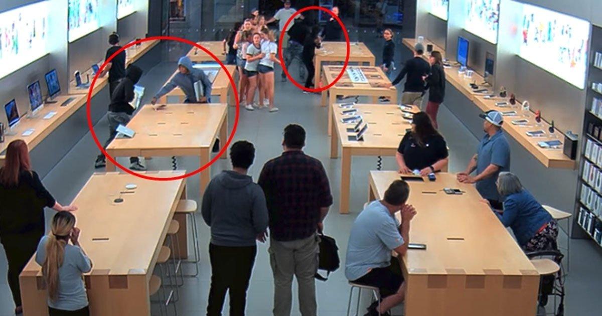 fdaffs.jpg?resize=300,169 - 도둑들이 애플에서 '30초만에 3천만원 어치'의 제품을 훔칠 수 있던 이유
