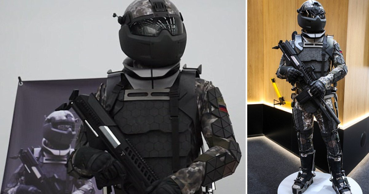 featured image 1.jpg?resize=636,358 - Militares russos revelam traje que dá 'poderes sobre-humanos' aos usuários