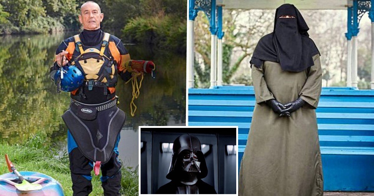 featured image 31.jpg?resize=636,358 - Scout Association Expels Leader For Comparing Muslim Colleague, Who Wears Full Veil, To 'Darth Vader'