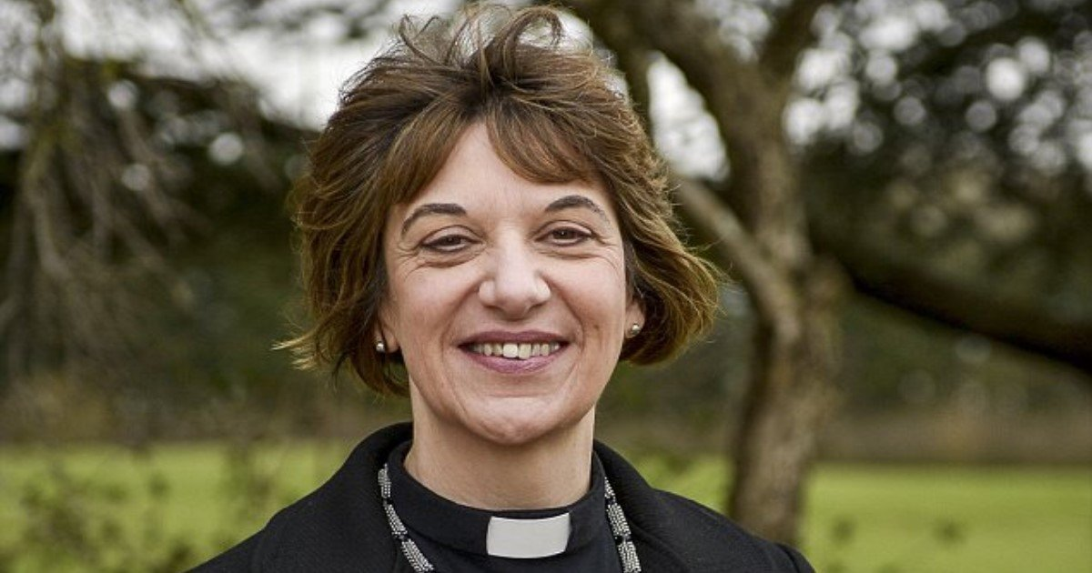 featured image 62.jpg?resize=574,582 - Britain's Most Senior Female Bishop Says That Church Of England Should Stop Referring To God As 'He'