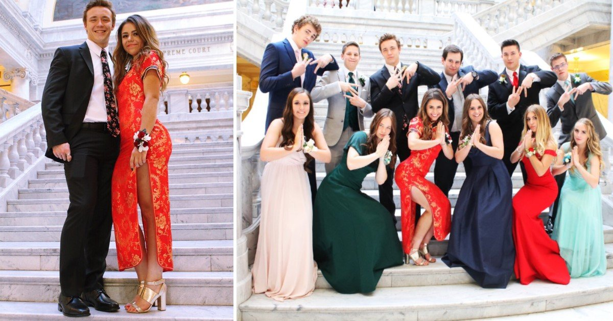 featured image 64.jpg?resize=412,232 - Utah Teen's 'Inappropriate' Prom Dress Sparks Huge Cultural Appropriation Debate On Twitter
