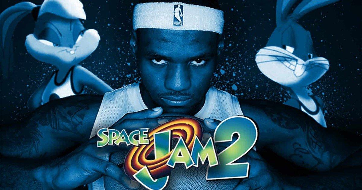 featured image 65.jpg?resize=412,232 - Space Jam 2 est officiellement annoncé - et mettra en vedette la star de la NBA, LeBron James