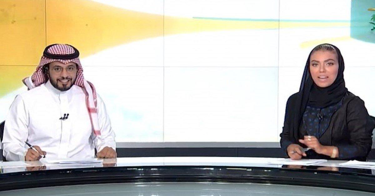 featured image 68.jpg?resize=1200,630 - Une femme saoudienne devient la première femme journaliste à présenter un bulletin d'informations national