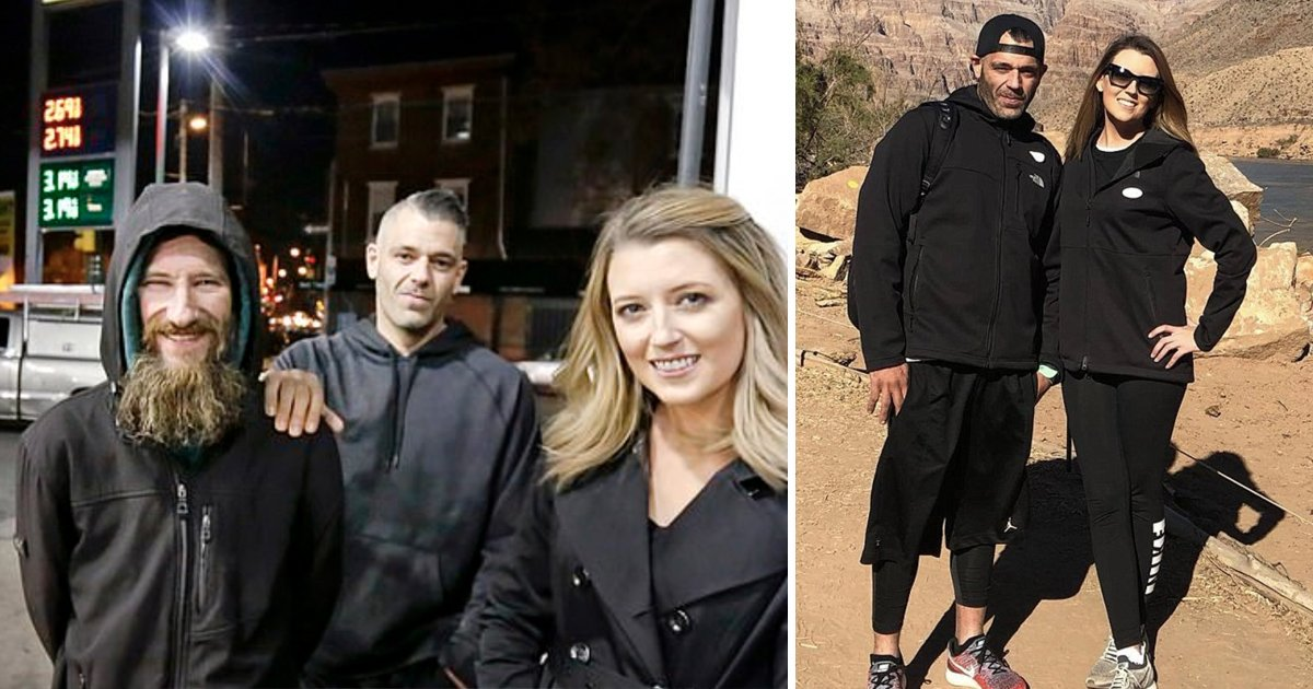 gaaag.jpg?resize=636,358 - Homeless Veteran Accuses The Couple To Have Misspent The GoFundMe Money They Raised For Him