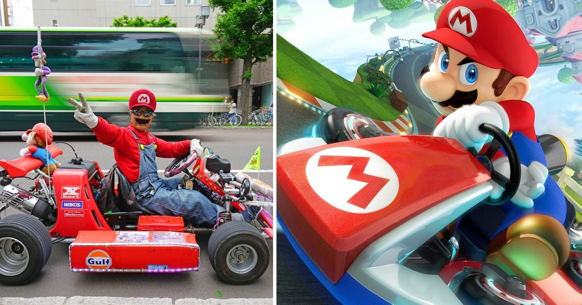 gag 2.jpg?resize=636,358 - Real Life Mario Kart Experience Is Coming To UK And People Are Already Getting Excited