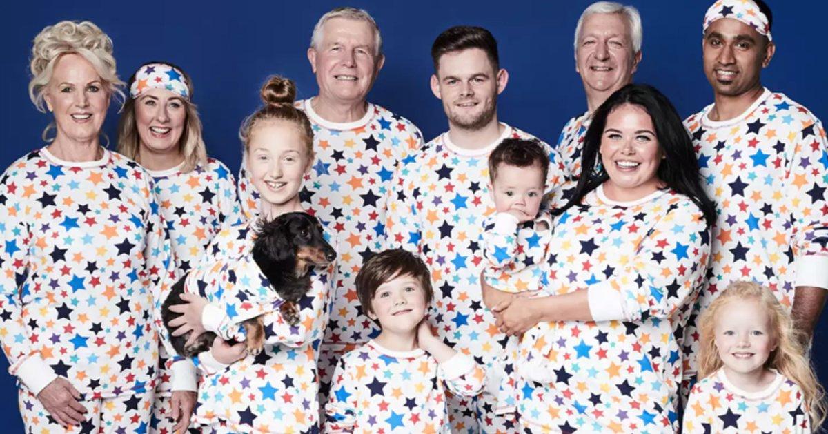 ggdgd.jpg?resize=1200,630 - Fazer pijamas para toda a família, incluindo o cão, está virando moda