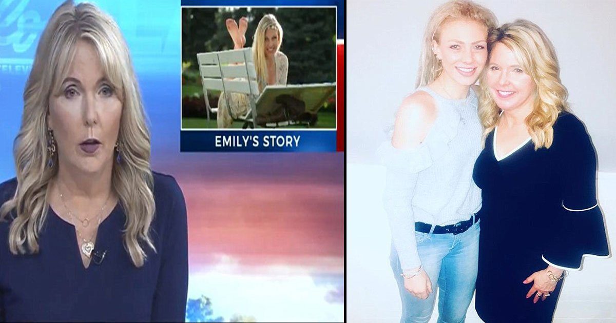 gggg 1.jpg?resize=636,358 - Veteran News Anchor Reports On Her Own Daughter's Drug Overdose In Plea To End The Opioid Crisis