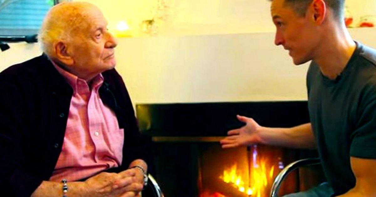 """granpa secret.jpg?resize=300,169 - Un grand-père de 95 ans fait son """"coming-out"""" dans une confession déchirante"""