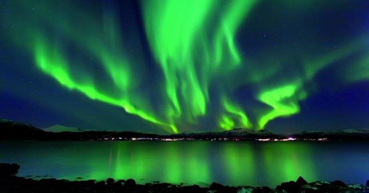 gsgs.jpg?resize=1200,630 - Aurores boréales: un changement dans l'atmosphère du soleil a rendu ces spectacles de lumière impressionnants plus colorés