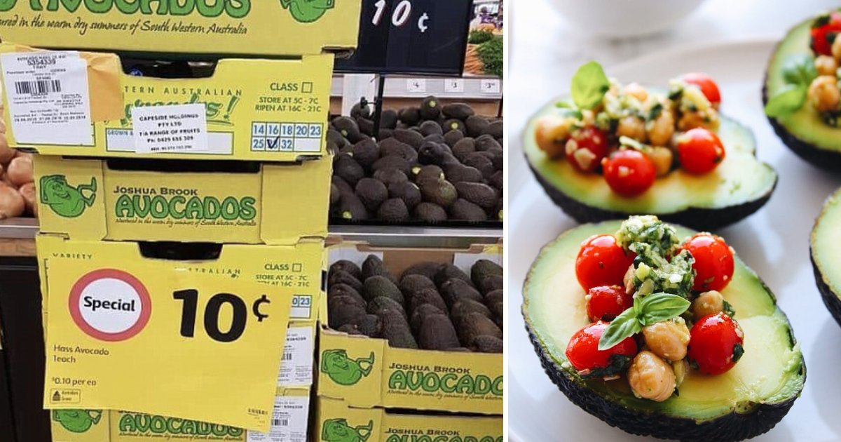 gsgsgs 1.jpg?resize=412,232 - Consumers Go Crazy As Avocado Price Slashed To A Mere 10 Cents At Australia's Coles Supermarket