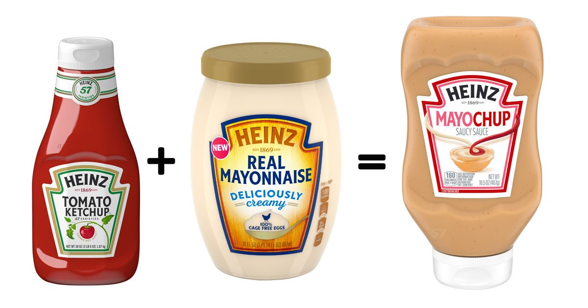 heinz mayochup.jpg?resize=636,358 - Heinz Releasing Mayochup - Combination Of Ketchup and Mayonnaise - This Month