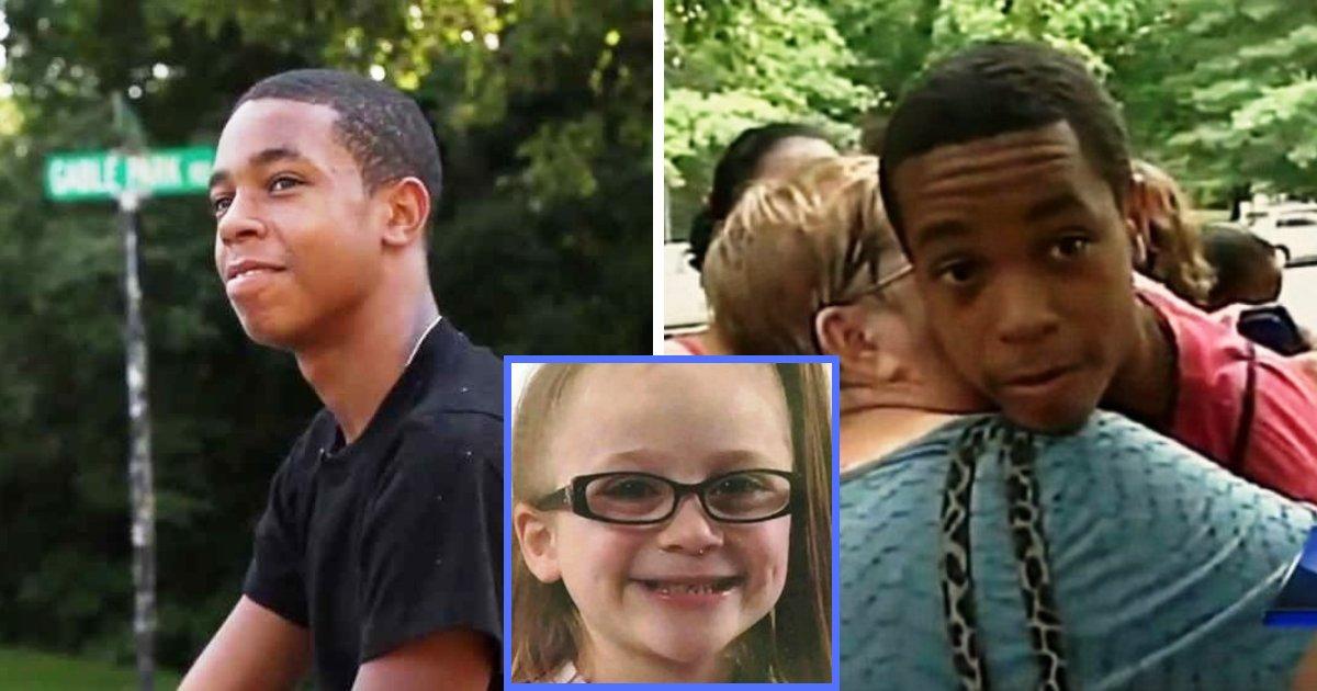 hero5 1.png?resize=1200,630 - Deux adolescents sauvent une fille de cinq ans de son kidnappeur en disant trois mots.