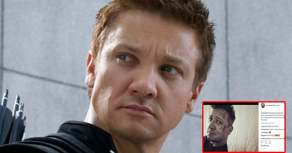 jeremy renner confirms the return of his character hawkeye in avengers 4.jpg?resize=636,358 - Jeremy Renner Confirms The Return Of His Character 'Hawkeye' In Avengers 4