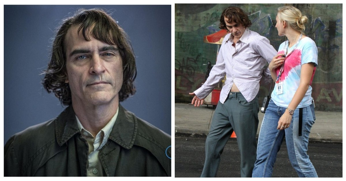 joker 1.jpg?resize=648,365 - Joaquin Phoenix's First Look As 'The Clown Prince Of Crime' Revealed For The Upcoming Joker Origins Movie