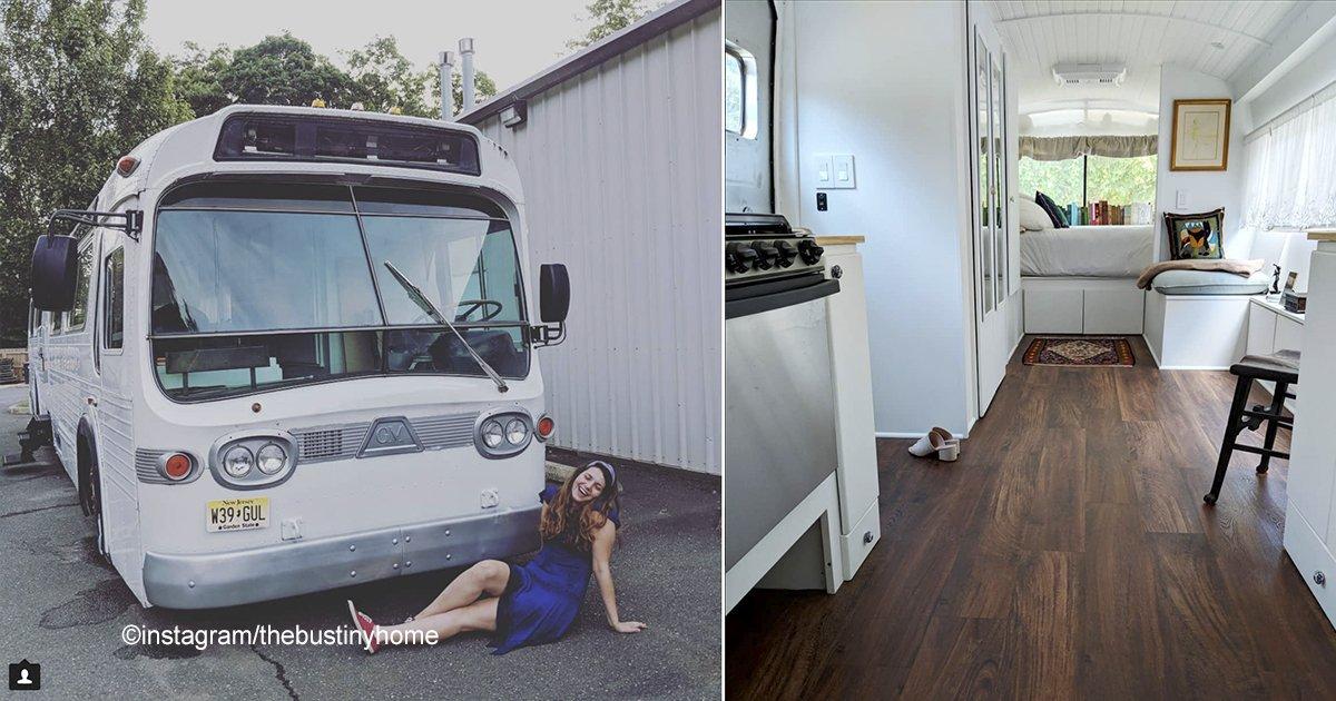 macro 6.jpg?resize=412,232 - Ela comprou um ônibus dilapidado e transformou-o em uma casa deslumbrante