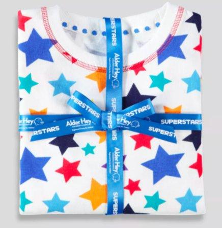 Pijamas de correspondência Matalan