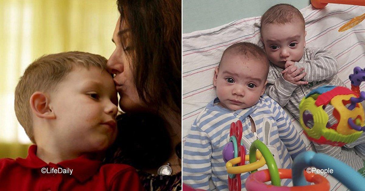medula.jpg?resize=300,169 - Um pequeno menino de 4 anos se tornou um herói ao salvar a vida dos seus irmãos gêmeos recém-nascidos
