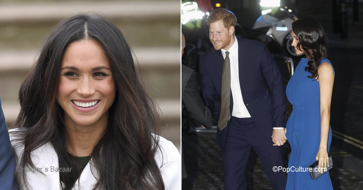 meghan.jpg?resize=300,169 - O aspecto do cabelo de Meghan Markle poderia revelar antecipadamente se ela está esperando um filho