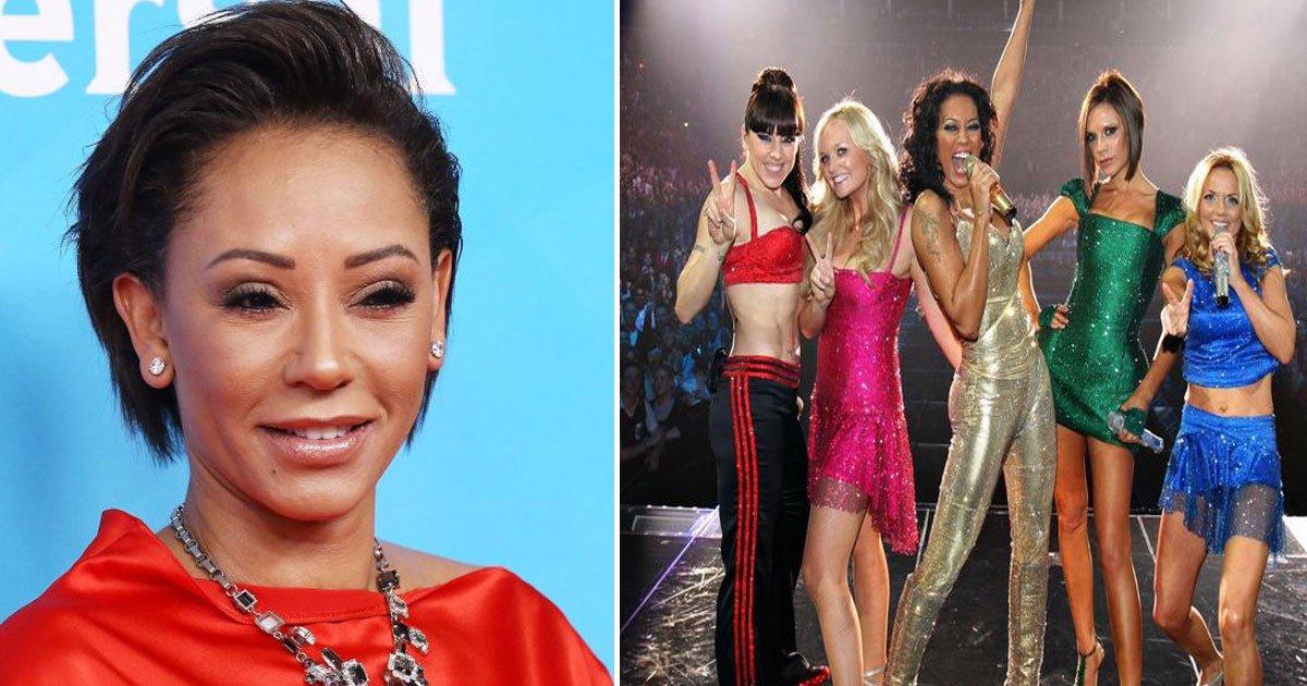 """mel b spice girls tour.jpg?resize=648,365 - Mel B fala sobre turnê das Spice Girls """"está 100% acontecendo"""""""