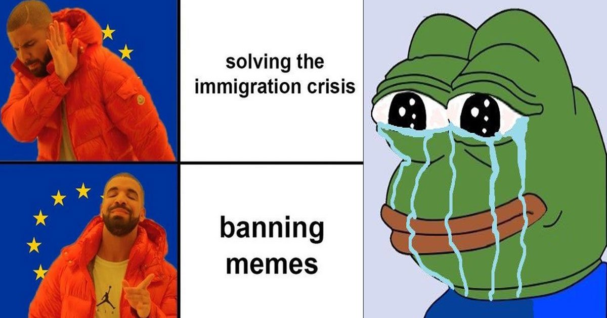 meme.jpg?resize=1200,630 - EU Approves The Copyright Law That Can Kill Internet Memes, Reaction GIFs, And Music Remixes