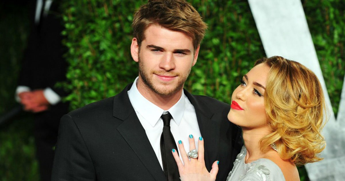 miley liam.jpg?resize=636,358 - Liam Hemsworth Plays Yet Another Prank On Miley Cyrus - Shares Video On Instagram