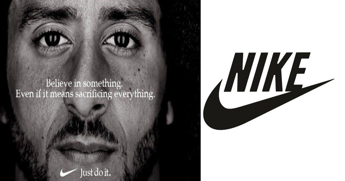 nike colin.jpg?resize=300,169 - Un lycée du Missouri abandonne Nike suite à la campagne publicitaire mettant en vedette Colin Kaepernick.