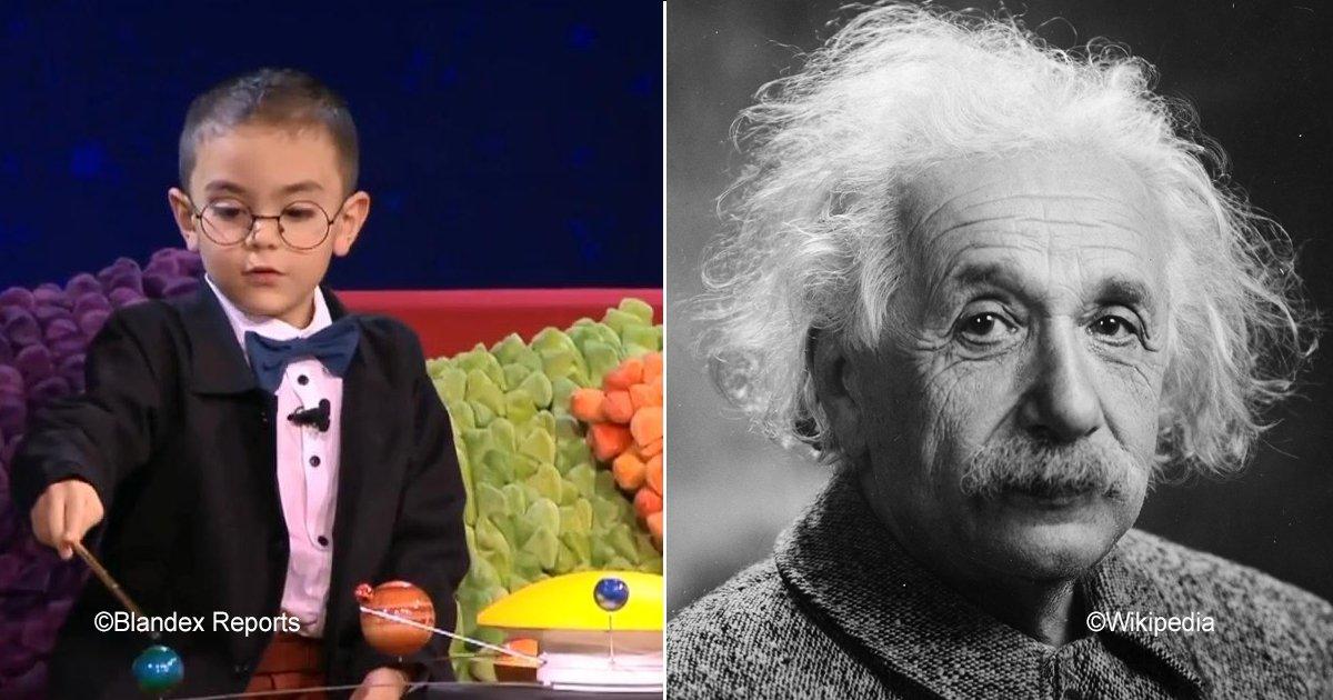 ninogenio.jpg?resize=300,169 - Este colombiano de 5 años de edad tiene el mismo coeficiente intelectual que Albert Einstein