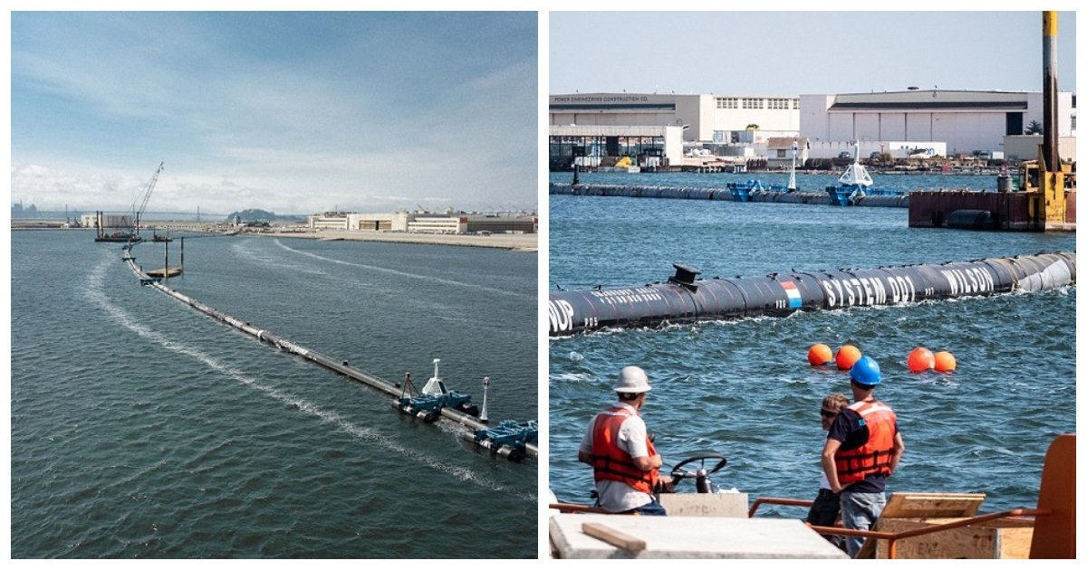 """pacman.jpg?resize=648,365 - Ocean Cleanup Project Is Ready To Launch Giant """"Pac-Man"""" To Clean Up The Great Pacific Garbage Patch"""