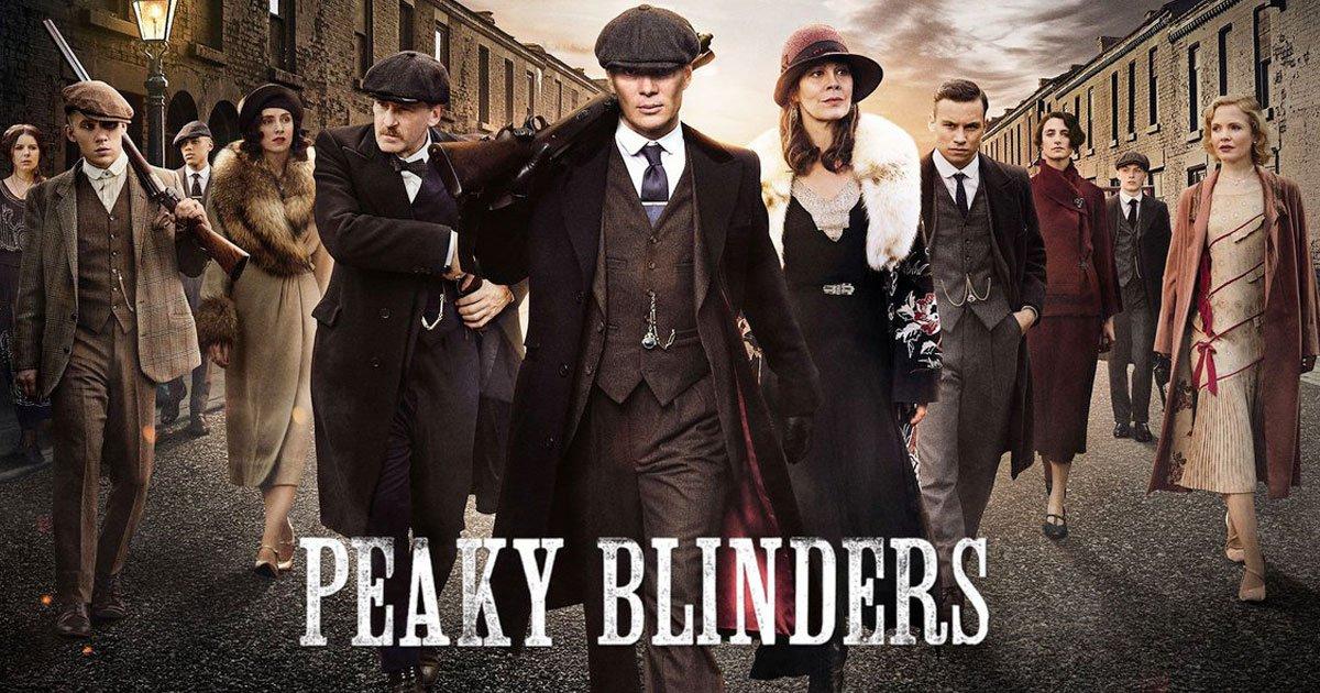 peaky blinders.jpg?resize=412,232 - Já começaram as filmagens da 5ª temporada de Blinders Peaky que deve ir ao ar em 2019