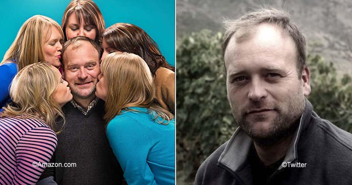 poligamo 1.jpg?resize=300,169 - Este hombre casado con 5 mujeres confesó los beneficios de un matrimonio polígamo
