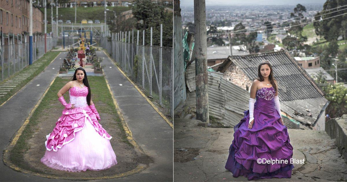 portadaarticulos 1.jpg?resize=300,169 - Familias gastaron todo su dinero en la fiesta de 15 años de sus hijas, esta fotógrafa documentó su sacrificio