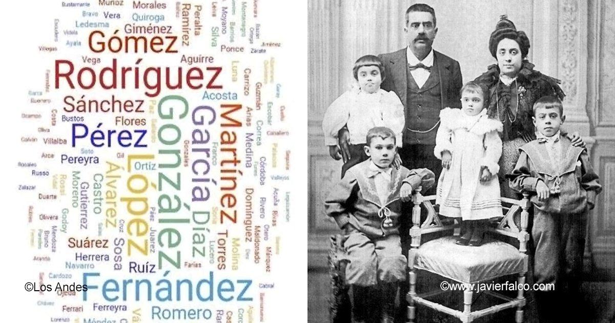 """portadaarticulos 3.jpg?resize=412,232 - Los Hernández, Gómez, Sánchez y otros apellidos que terminan en """"ez"""" tienen varias cosas en común"""