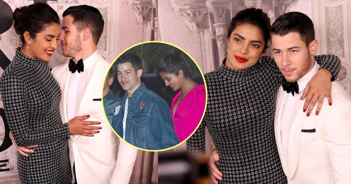 priyanka nick.jpg?resize=636,358 - Priyanka Chopra And Nick Jonas Enjoy A Date Night In Malibu's Nobu Restaurant