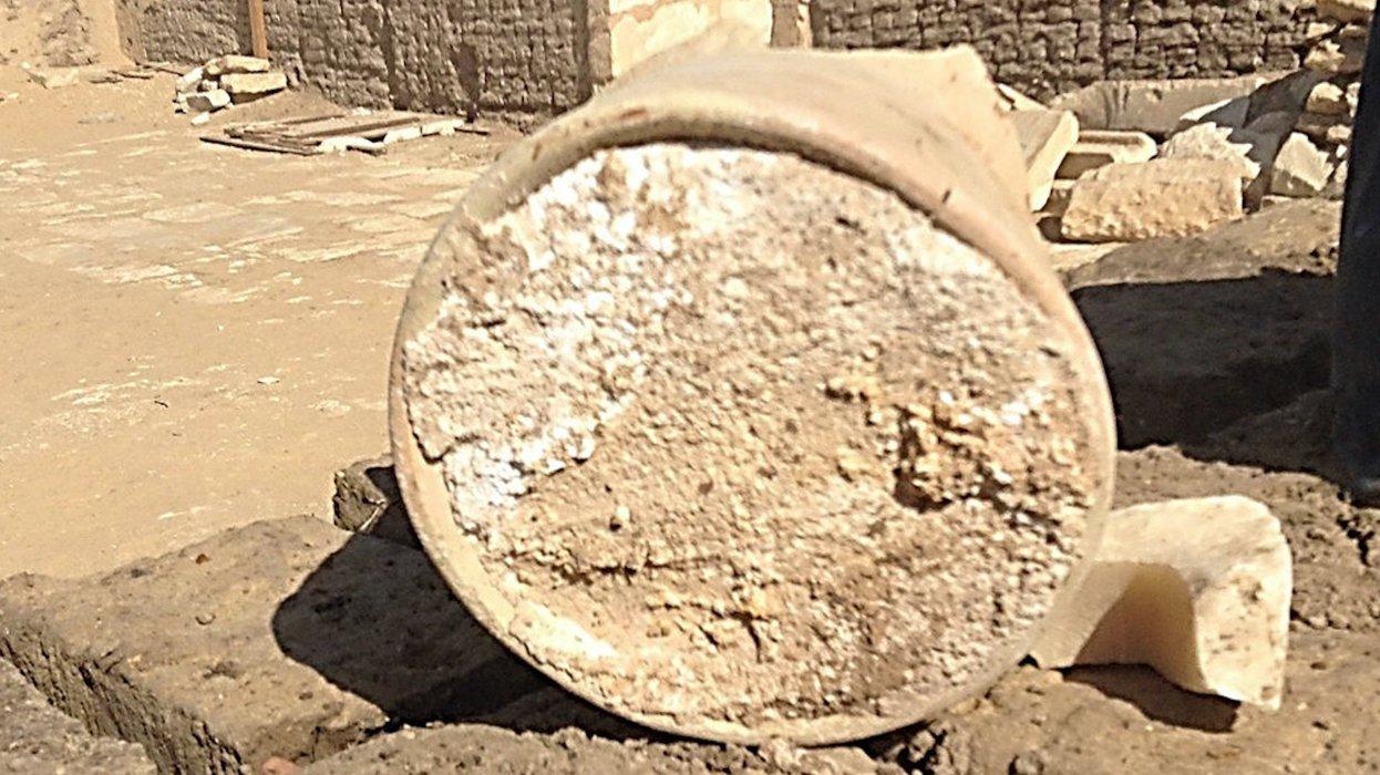 queijo antigo egito.jpg?resize=1200,630 - Encontraram o queijo mais antigo do mundo dentro de uma tumba, mas ele é uma fonte de doenças mortais!