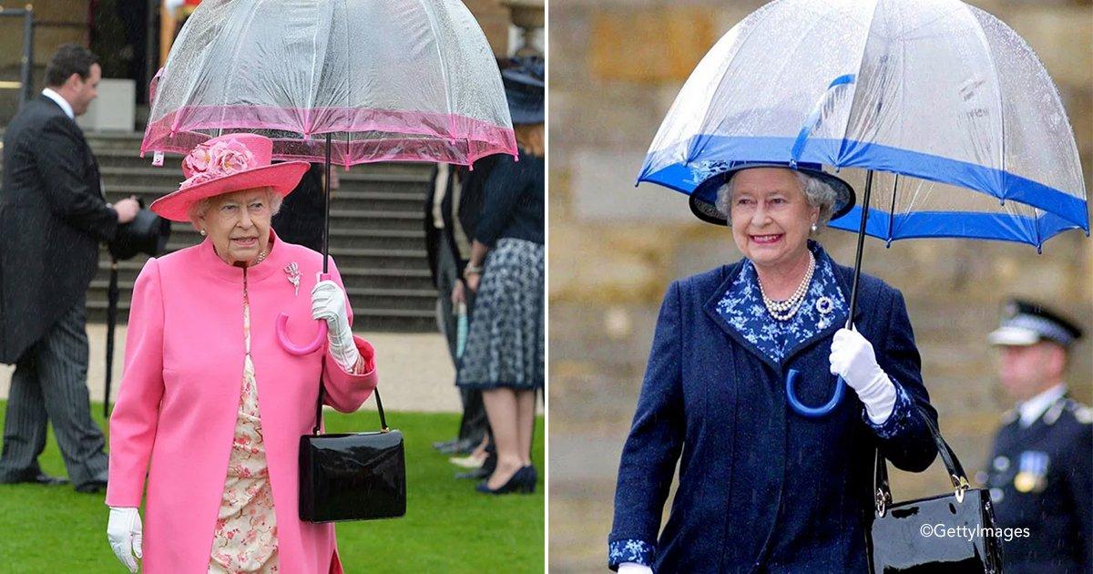 qyiuem.jpg?resize=300,169 - La reina de Inglaterra tiene una forma específica de combinar sus trajes y no mucha gente lo ha notado